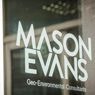 Mason Evans Logo Image