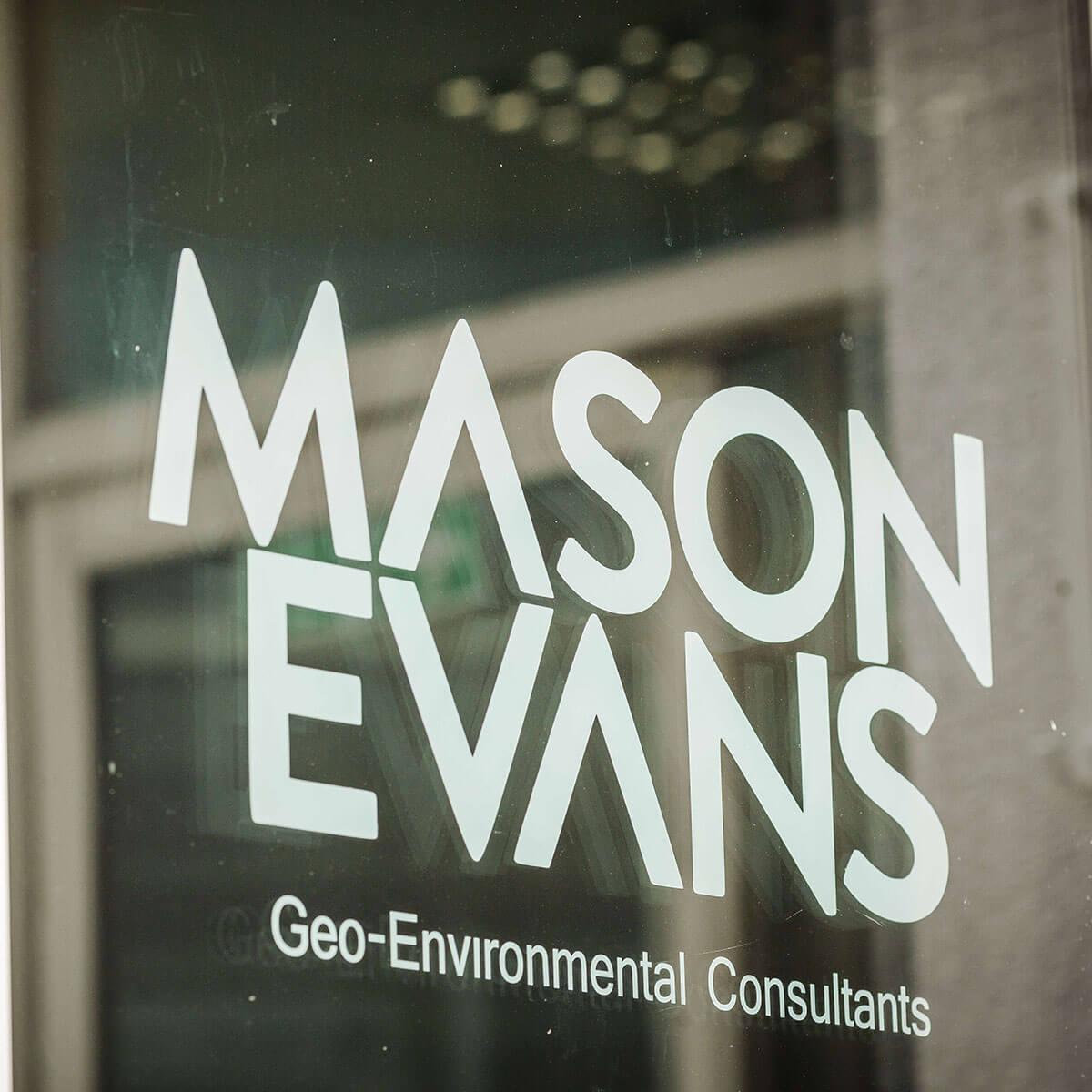 Mason Evans About Image